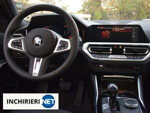 bmw 320 g20 interior