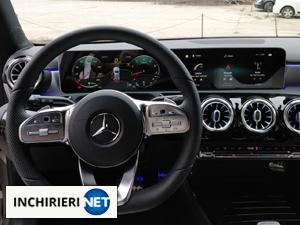 mercedes-benz a180 interior