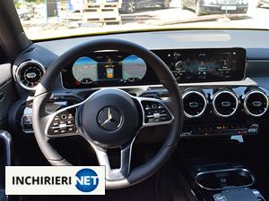 mercedes-benz a200 interior