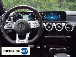 mercedes-benz a35 amg interior