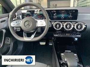 mercedes-benz cla 200 coupe interior