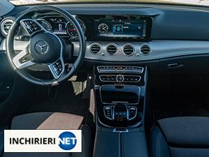 mercedes-benz e200 interior