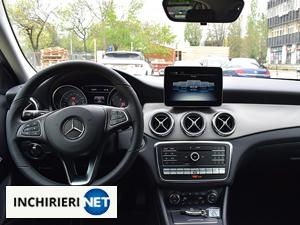 mercedes-benz gla 220 interior