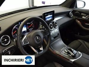 mercedes-benz glc 220 interior