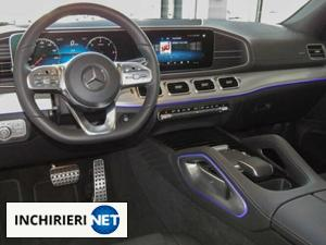 mercedes-benz gle 300 interior