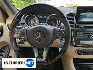 mercedes-benz gle 350 interior