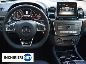 mercedes-benz gle amg interior