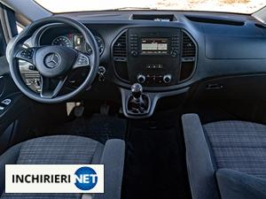 mercedes-benz vito tourer interior