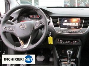 opel crossland x interior