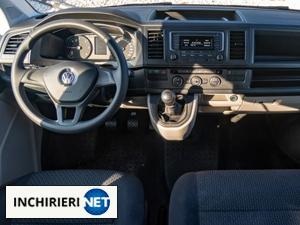 volkswagen caravelle t5 interior