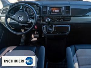 volkswagen multivan t6 interior