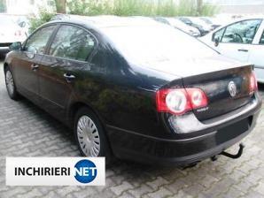 VW Passat Spate