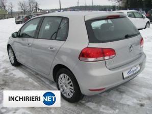 VW Golf Spate