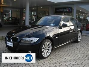 BMW 320i Lateral