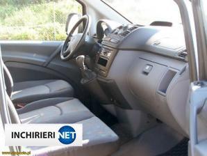 inchirieri masini Mercedes Vito Interior