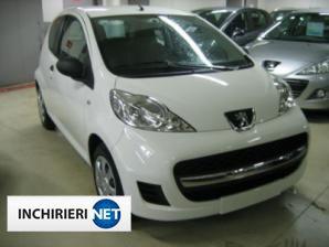 Peugeot 107 Fata