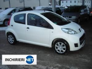 Peugeot 107 Lateral