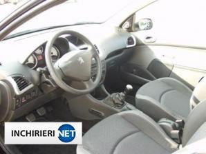 Peugeot 206 Interior