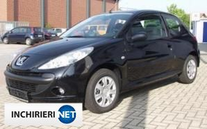 Peugeot 206 Lateral