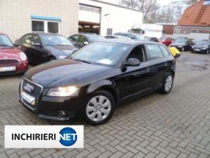 inchirieri masini Audi A3 Fata