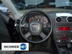inchirieri masini Audi A3 Interior