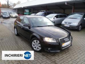 inchirieri masini Audi A3 Lateral