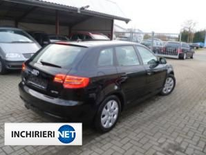 inchirieri masini Audi A3 Spate