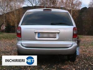 inchirieri masini Chrysler Voyager Spate