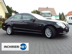 Mercedes E220 Lateral