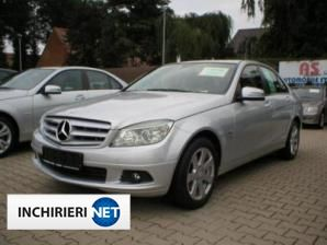 Mercedes C220 Lateral