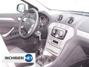inchirieri masini Ford Mondeo Interior