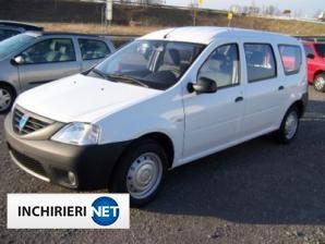 inchirieri masini Dacia Logan Fata