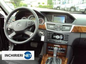 Mercedes S350 Interior