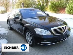 Mercedes S350 Lateral