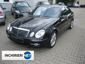 Mercedes E320 Fata