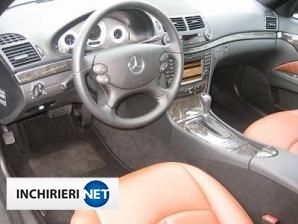 Mercedes E320 Interior