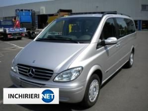 Mercedes Viano Lateral