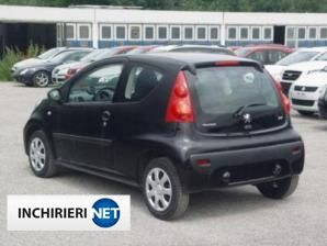 Peugeot 107 Spate