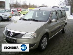 Dacia Logan Lateral