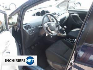 Toyota Corolla Verso Interior