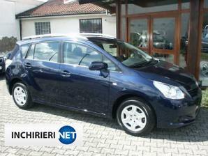 Toyota Corolla Verso Lateral