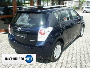 Toyota Corolla Verso Spate