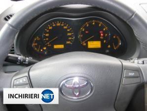 inchirieri masini Toyota Avensis Interior