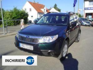inchirieri masini Subaru Forester Fata