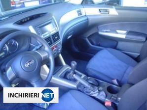 inchirieri masini Subaru Forester Interior