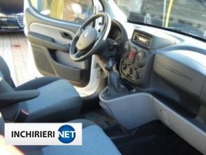 inchirieri masini Fiat Doblo Interior
