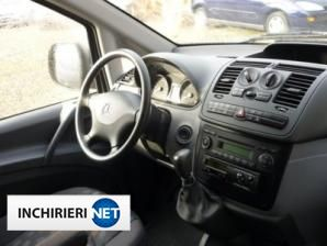 Mercedes Vito Interior