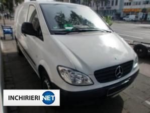 Mercedes Vito Lateral