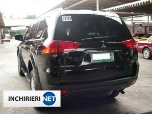 inchirieri masini Mitsubishi Montero Spate