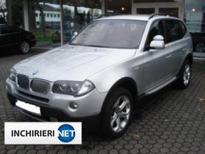 inchirieri masini BMW X3 Fata